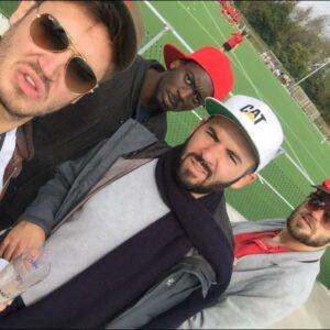 Nico, David-Henri, Picci & Fred